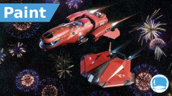 2951 Auspicious Red Paint Pack - Freelancer & Nomad