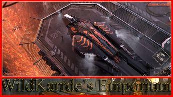 RSI Scorpius Stinger Paint - Concierge Exclusive