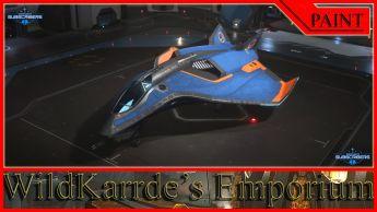 Aegis Avenger - Kepler Paint - Subscriber Exclusive
