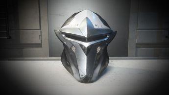"""""""Iceborn"""" Paladin Helmet"""