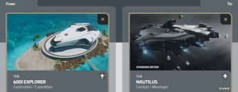 600i Explorer to Nautilus Upgrade