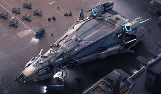 Hull E to RSI Polaris Upgrade