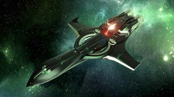 Kruger P-72 Archimedes Emerald - LTI (Special Skin, Original Concept)