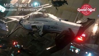 Misc Razor LX LTI ССUed