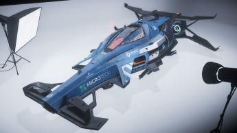 Dragonfly Yellowjacket to Razor Upgrade