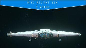 MISC - Reliant Sen - (5 years)