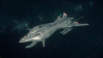 Aegis Vanguard Hoplite to Aegis Retaliator Bomber CCU