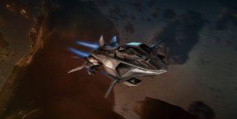 Aegis Dynamics Retaliator Heavy Bomber LTI Original Concept
