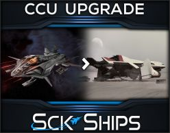 Aegis Retaliator Bomber to Crusader Industries C2 Hercules Upgrade