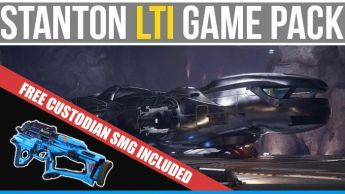Freelancer LTI Game Pack - Squadron 42 + Star Citizen + Free Rifle