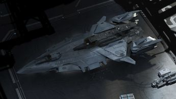 Anvil Carrack Expedition w/ C8X Expedition to RSI Perseus CCU