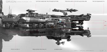 Orion Original Concept
