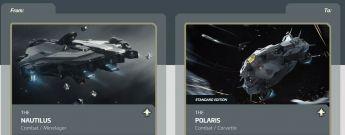 Nautilus to Polaris CCU