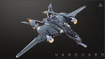 Vanguard Warden - Game, S42, LTI