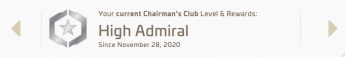 1149 Melt Value - High Admiral account for 750 USD