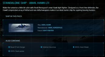 Anvil Hawk - LTI Original Concept