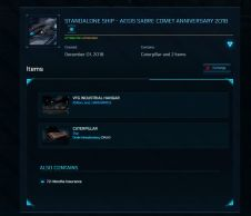 Star Citizen + Squad 42 Account