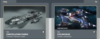 Constellation Taurus to Cutlass Blue Subscriber Upgrade