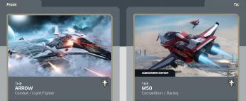 Arrow to M50 Subscriber Edition-Upgrade