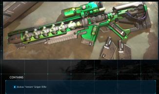 """Atzkav """"Venom"""" Sniper Rifle"""