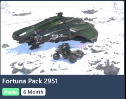 Fortuna Pack