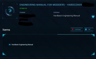 Hardback Engineering Manual