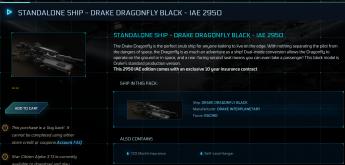DragonFly Black IAE