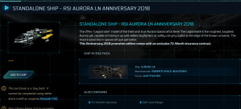 Aurora LN Anniversary