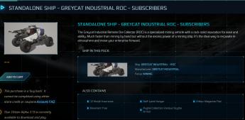 Greycat Roc Subscribers