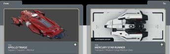 Apollo Triage to Mercury Star Runner Subscribers
