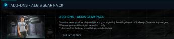 Aegis Gear Pack