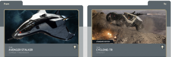 Avenger Stalker to Cyclone TR