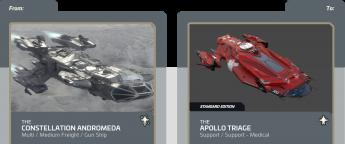 Andromeda to Apollo Triage