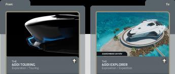 600i Touring to 600i Explorer