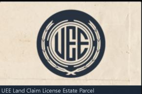 UEE Land Claim License (8x8)