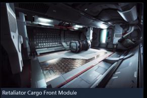 Retaliator Cargo Front Module