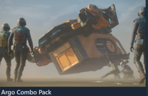 Argo Combo Pack