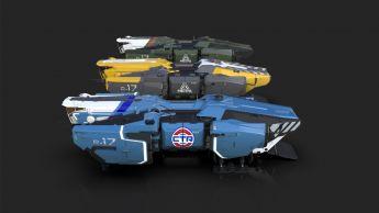 AEGIS Vulcan LTI Warbond VIP EARLY BIRD Original Concept