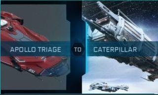 Apollo Triage to Caterpillar Upgrade CCU