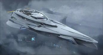 Standalone Ship - Origin 890 JUMP - LTI