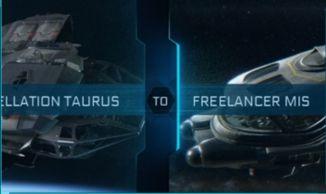 Constellation Taurus to Freelancer MIS Upgrade CCU