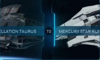 Constellation Taurus to Mercury Star Runner Upgrade CCU