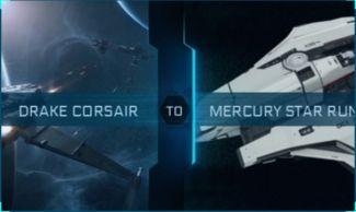 Corsair to Mercury Star Runner Upgrade CCU