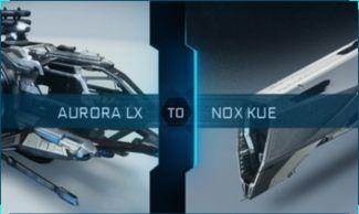 Aurora LX to Nox Kue Upgrade CCU