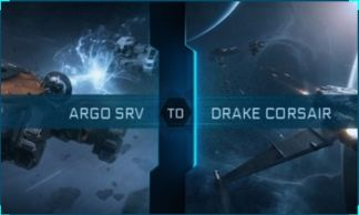 Argo SRV to Drake Corsair Upgrade CCU