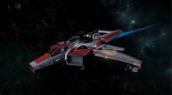 Anvil Hornet Wildfire LTI CCU'd