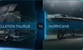 Constellation Taurus to Hurricane Upgrade CCU