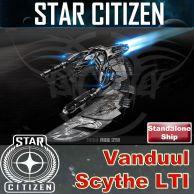 Captured Vanduul Scythe - LTI [1 out of 500]