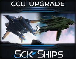 Aegis Vanguard Sentinel to Aegis Vanguard Harbinger Upgrade
