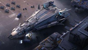 Constellation Aquila to RSI Polaris Upgrade
